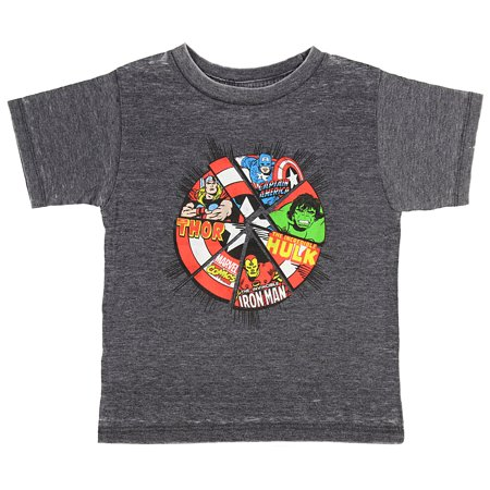 Marvel Comics The Avengers Superhero Power Shield Toddler Boys - Boy Superhero