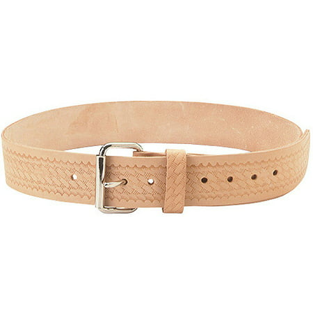 Custom Leathercraft E4521 Embossed Leather Work Belt