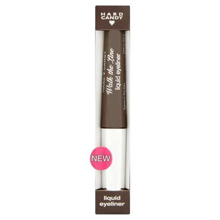 Hard Candy Walk the Line Liquid Eyeliner, 1251 Java, 0.13 fl (Hard Eye)
