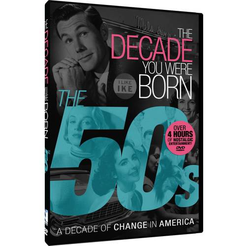 The Decade You Were Born: The 50s