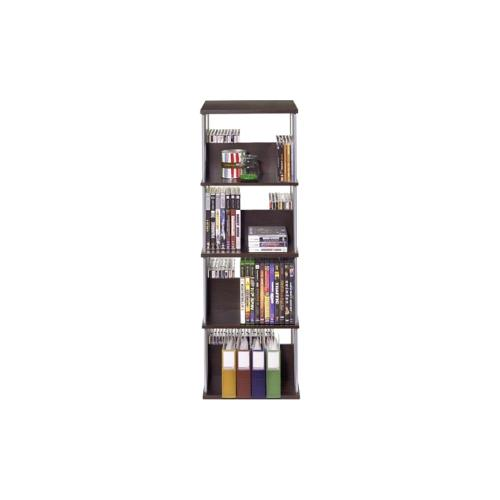 Atlantic Typhoon Multimedia Storage Tower - 216 x CD, 114 x DVD - 8 Compartment (s) - 35.8\