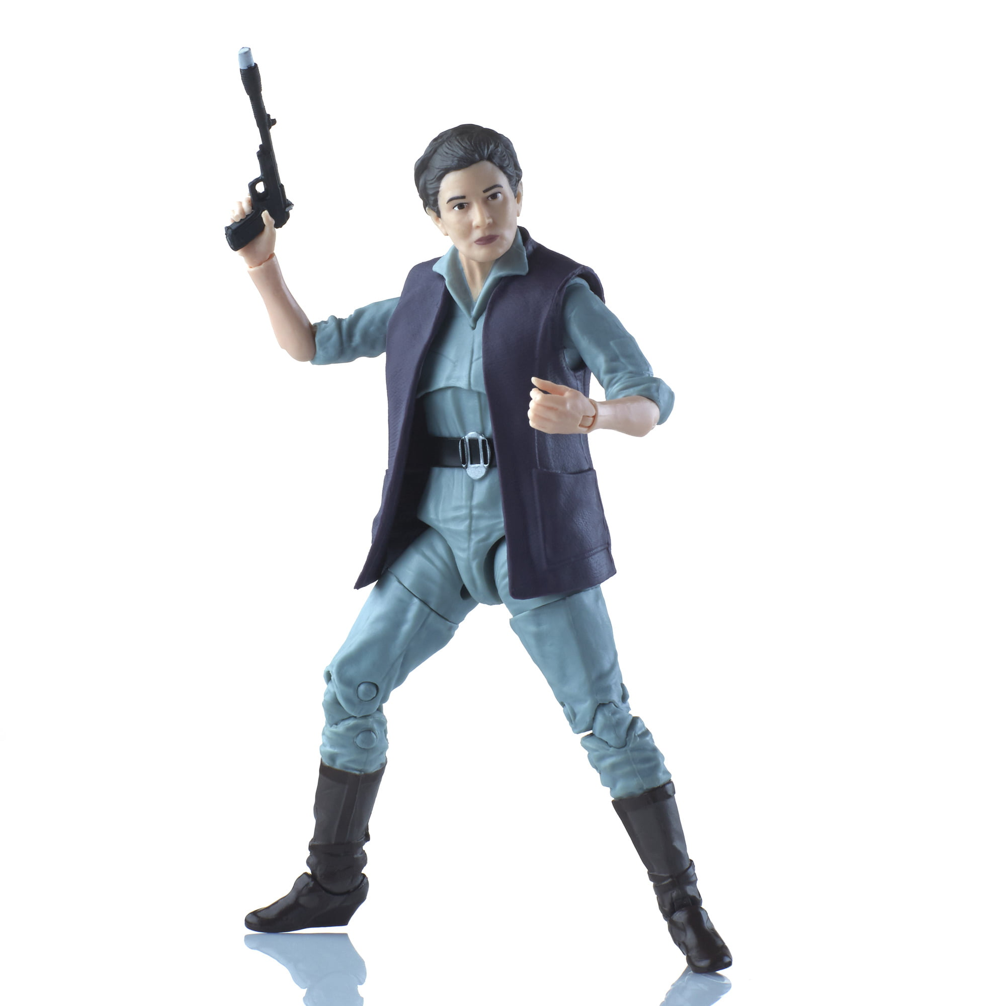 General Leia Organa Star Wars The Black Series 6-Inch Action Figure