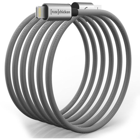 - Fuse Chicken SBC2 ARMOUR CHARGE Lightning Cable, 6.5'