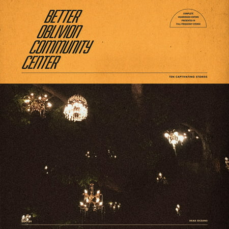 Better Oblivion Community Center (CD)
