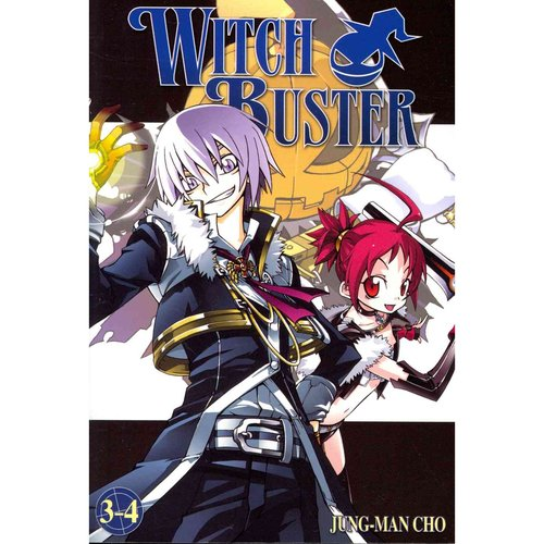Witch Buster 3-4