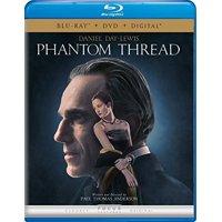 Phantom Thread (Blu-ray + DVD + Digital Copy)