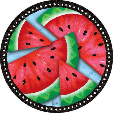 Custom Magnet Frames (Custom Decor Accent Magnet - Welcome Watermelon )