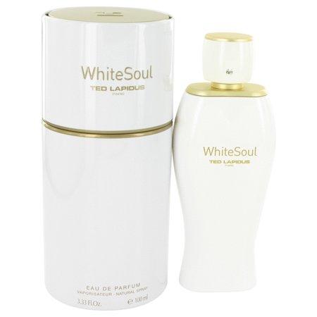 - Ted Lapidus White Soul Eau De Parfum Spray for Women 3.4 oz