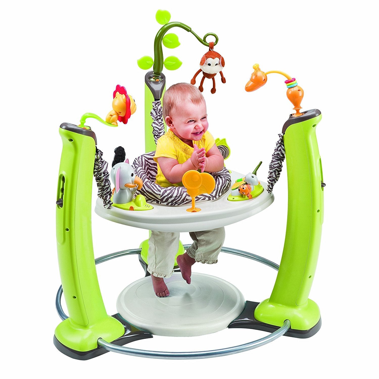 84c957a25a5e Evenflo ExerSaucer Jump and Learn Jumper