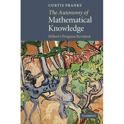 Autonomy of Mathematical Knowledge: Hilbert's Program Revisited