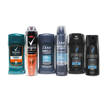 best axe deodorant