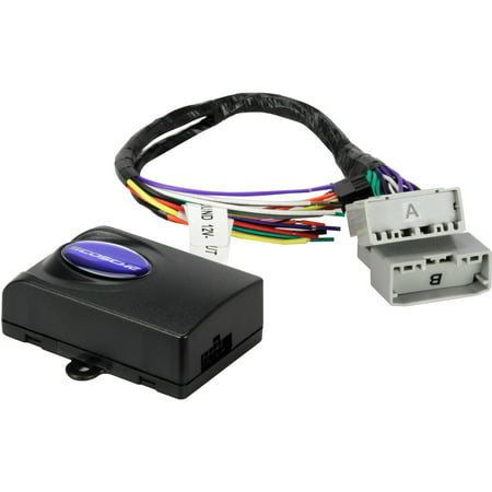 Scosche 2004 and Up Toyota JBL amplifer retention interface ()