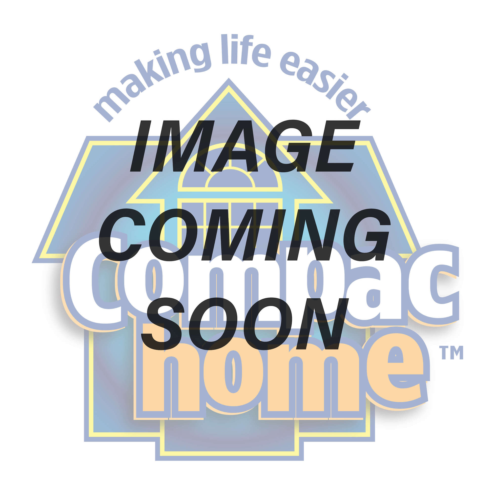 Compac Home Safe-T-Shapes Adhesive Non-Slip Bath Appliques to Help Prevent Falls