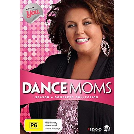 Dance Moms Season 4 - 9-DVD Box Set ( Dance Moms - Complete Seasons Three ) [ NON-USA FORMAT, PAL, Reg.0 Import - Australia ] - Halloween Dance Moms