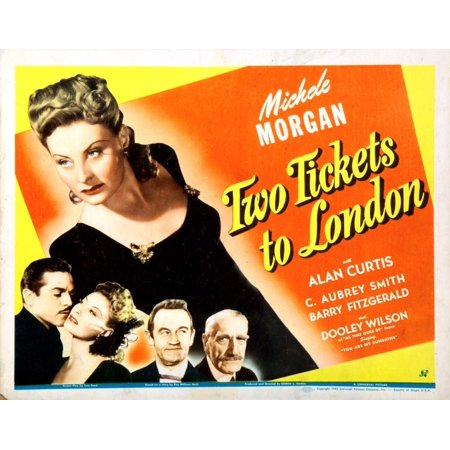 Two Tickets To London Still (Egg London Halloween Tickets)