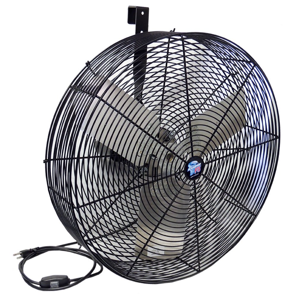 Schaefer 24 Inch 7860 CFM Deep-Guard Circulation Fan for Show Animals | F5-24 by Schaefer