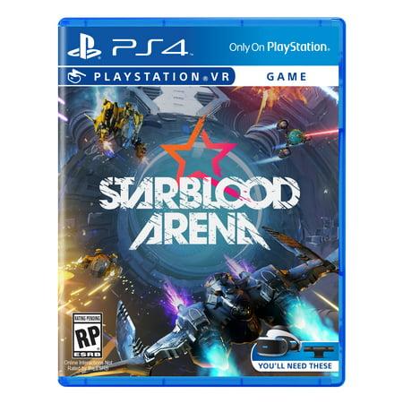 Starblood Arena VR, Sony, PlayStation VR, 711719509172