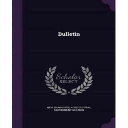 Bulletin - image 1 of 1