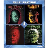 Deals on Hellraiser Collection 4 Film Set Blu-ray