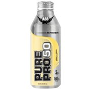American Bodybuilding Rtds Pure Pro 50, Vanilla Bean, 14.5 Oz (Innerpack of 12)