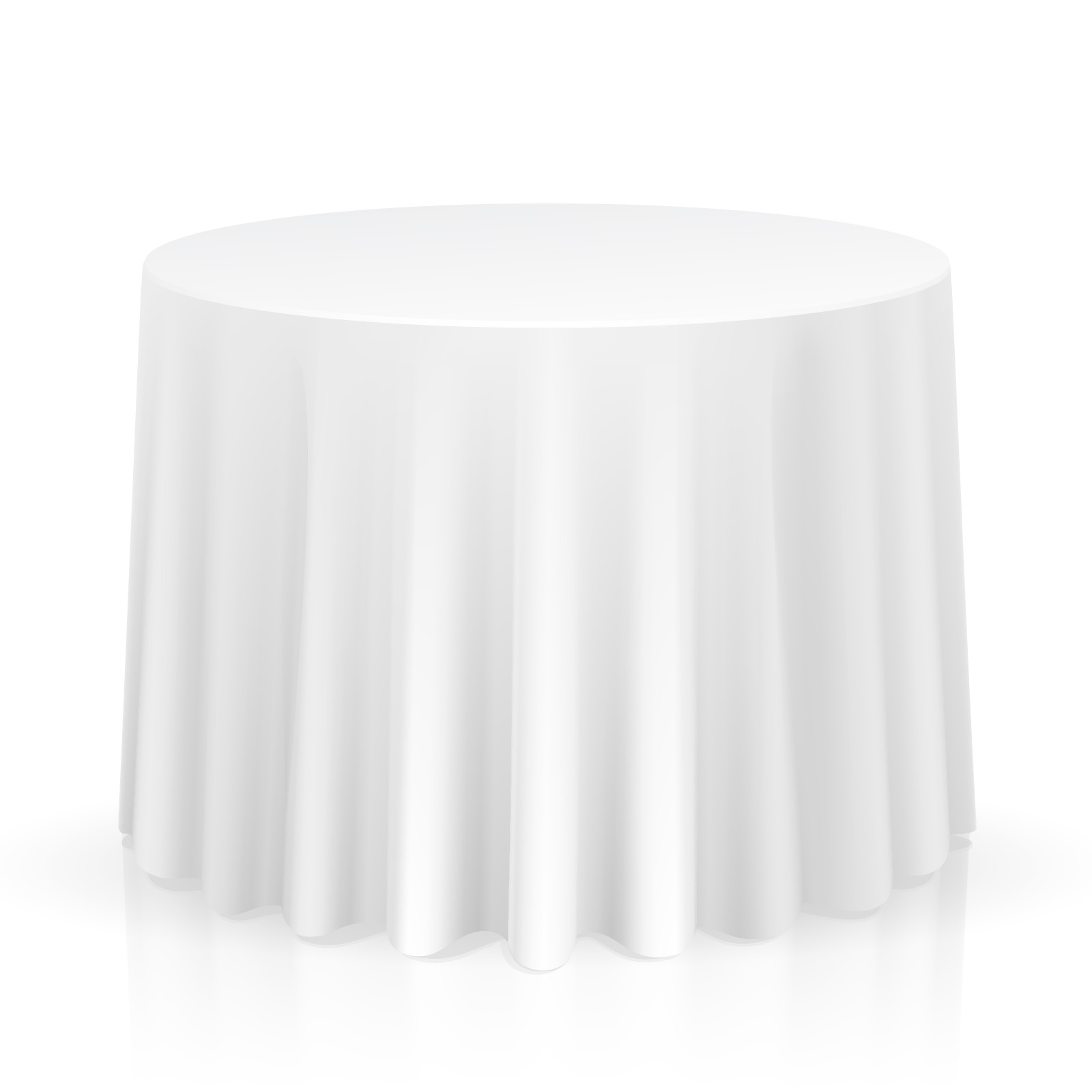 Lann's Linens 20 Premium Round Tablecloths for Wedding   Banquet   Restaurant Polyester... by Lann's Linens