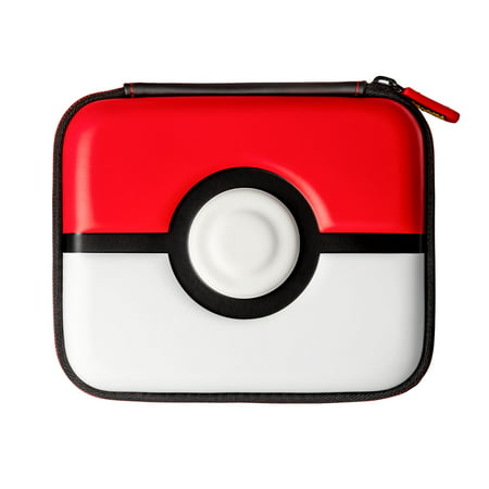 PDP Nintendo DS Pokemon Pokeball Universal Console Case (Pokeball Ds Game Case)