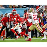 "Sammy Watkins Kansas City Chiefs Super Bowl LIV Champions Autographed 8"" x 10"" Super Bowl LIV Photograph - Fanatics Authentic Certified"