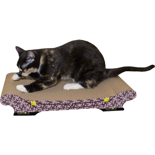 Imperial Cat Scratch 'n Shapes Large Comfort Couch Recycled Paper Scratching Board