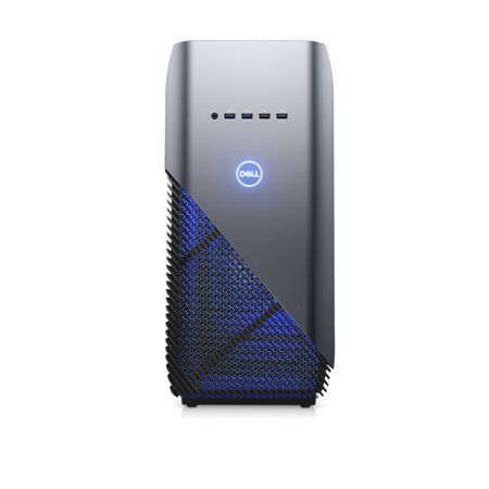 Dell Inspiron 5676 Gaming Desktop, AMD Ryzen™ 7 2700X Processor, AMD Radeon™ RX 580 4GB Graphics, 256Gb SSD + 1TB HDD, 16Gb Memory,