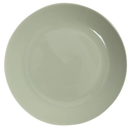 Mainstays Green Salad Plate Mainstays Green Salad Plate
