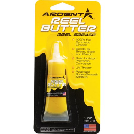 Ardent Reel Butter Grease Multi-Colored