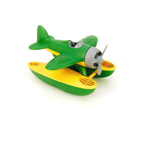 Green Toys Seaplane Bath Toy, Green Wings by Green Toys