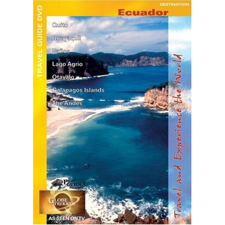 Globe Trekker  Ecuador And The Galapagos Islands