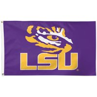 online store e25cd ff514 Product Image LOUISIANA STATE NCAA LSU Team Flag, 3  x ...