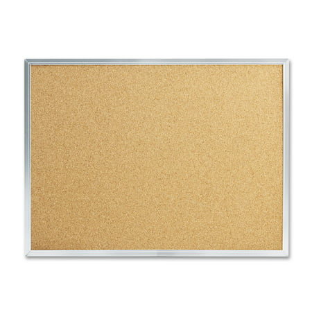 Frame Bulletin Board Cabinet (Mead Cork Bulletin Board, 24