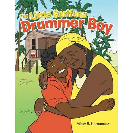 The Little Garifuna Drummer Boy - eBook - Little Drumer Boy