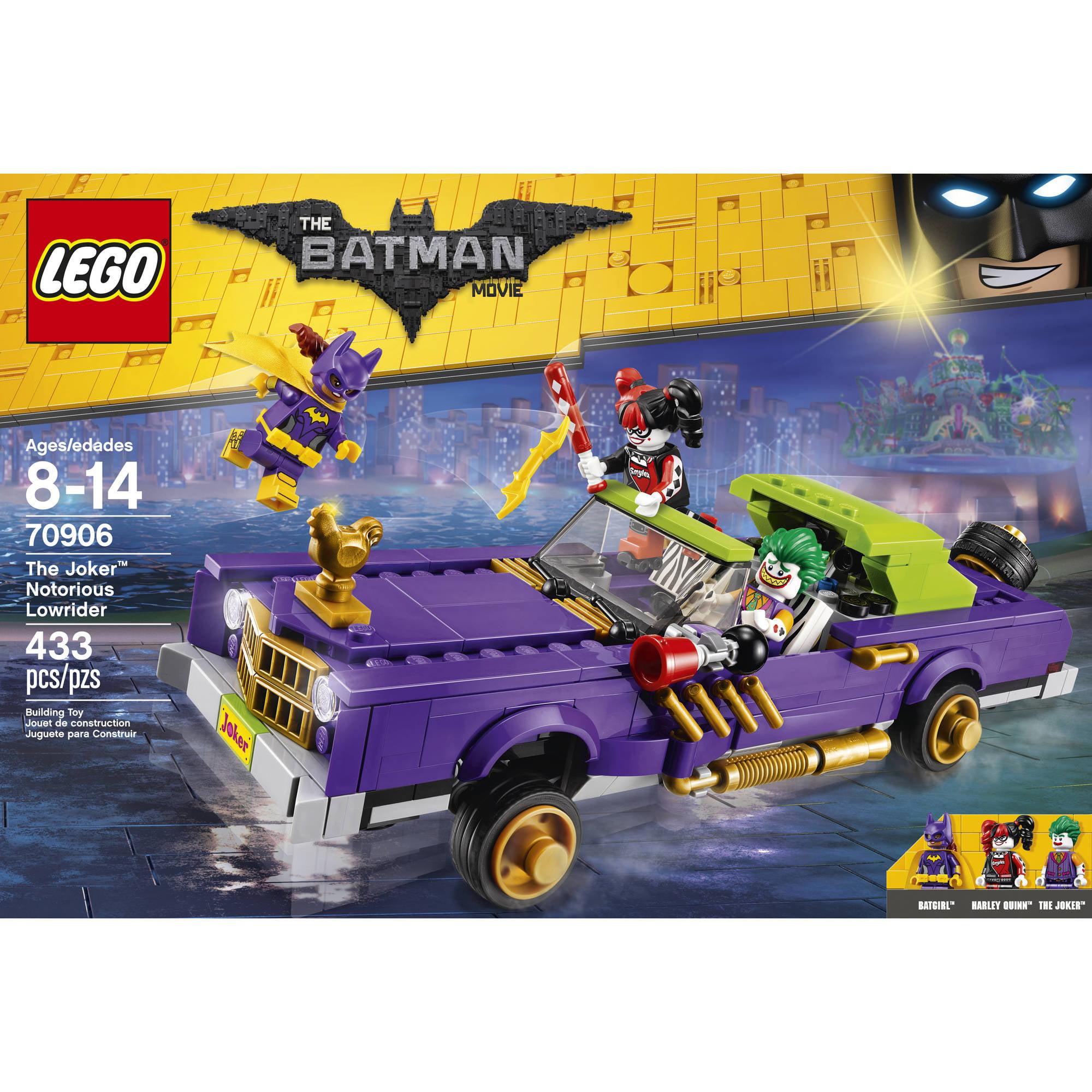 the lego batman movie the joker notorious lowrider. Black Bedroom Furniture Sets. Home Design Ideas