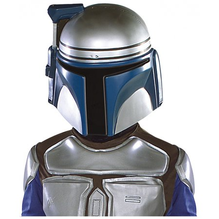 Jango Fett Child Mask Child Costume Accessory