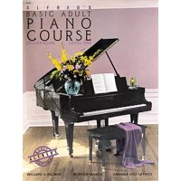 Alfred's Basic Adult Piano Course: Alfred's Basic Adult Piano Course Lesson Book, Bk 1 (Paperback)