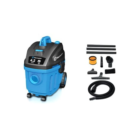 VacMaster VF408 4-Gallon HEPA Wet/Dry Vacuum Multi