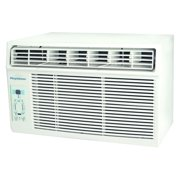 "Keystone KSTAW12C 12,000 BTU 115V Window-Mounted Air Conditioner with ""Follow Me"" LCD Remote Control"