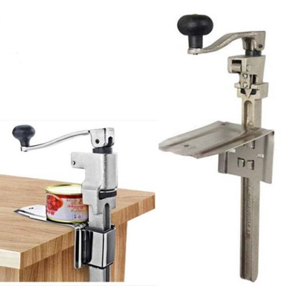 13inch Heavy Duty Table Bench Clamp Commercial Can Opener Kitchen Restaurant by ZJchao01