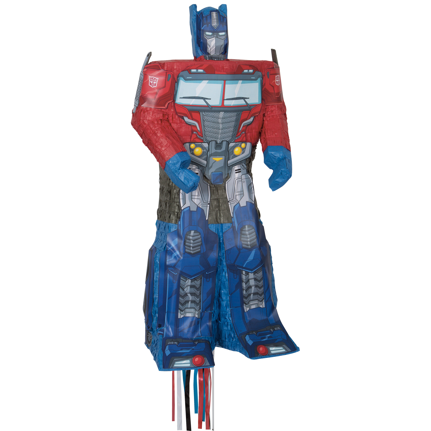 Optimus Prime Transformers Pinata, Pull String