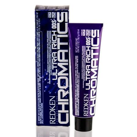 Chromatics Ultra Rich Hair Color - 1NN (1.0) - Natural Natural by Redken for Unisex - 2 oz Hair