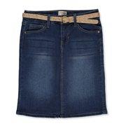 Cookie's Girls' Denim Pencil Skirt (Little Girls)