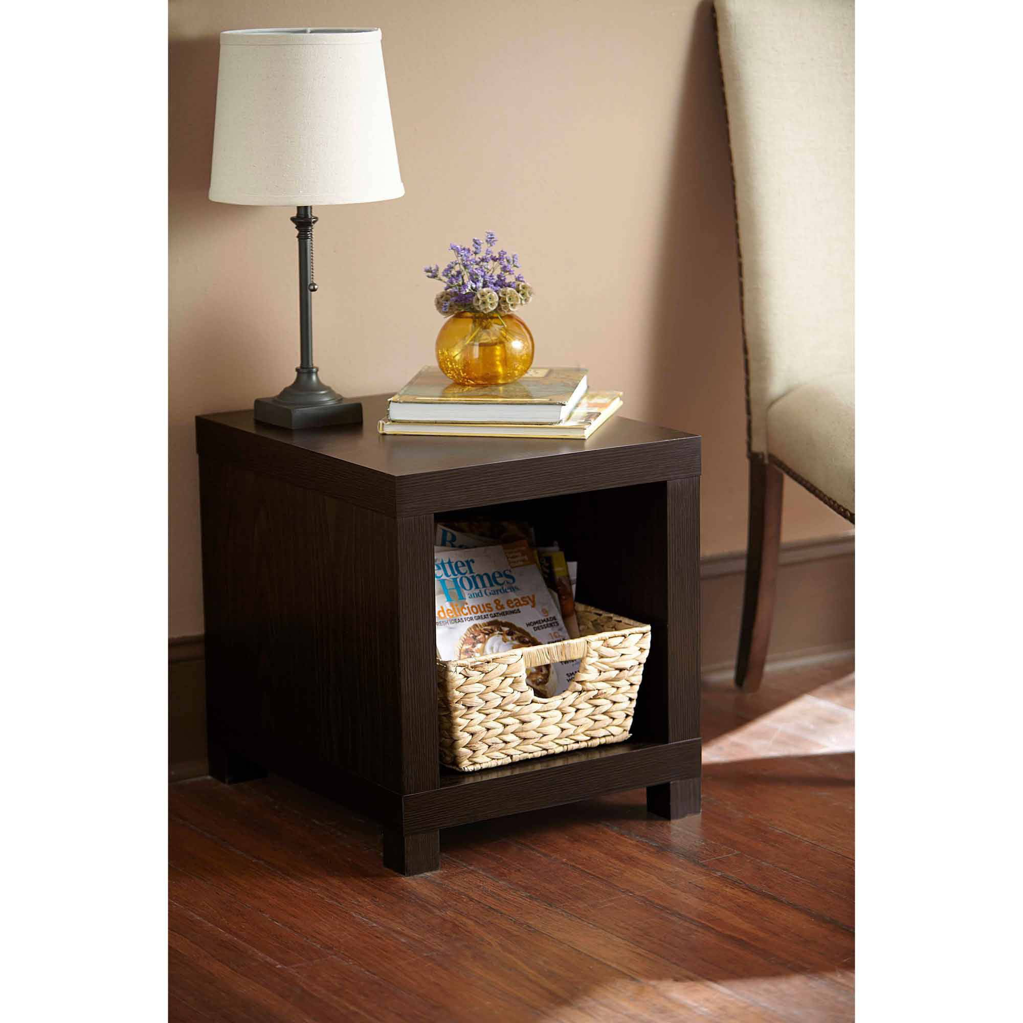 . Better Homes and Gardens Accent Table  Multiple Colors   Walmart com