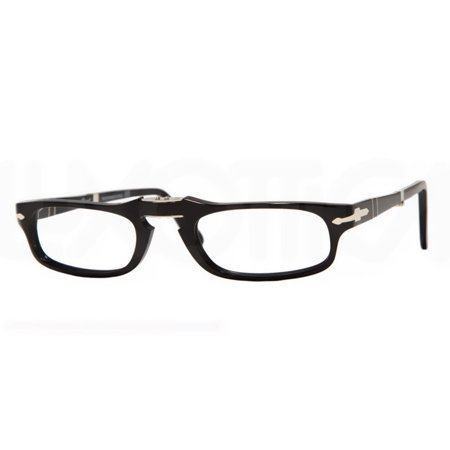 PERSOL Reading Glasses PO 2886V 95 Black (Persol Reading Glasses)