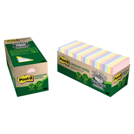 Post It Notes  3  X 3   Helsinki Colors  75 Sheets Per Pad  24 Pack
