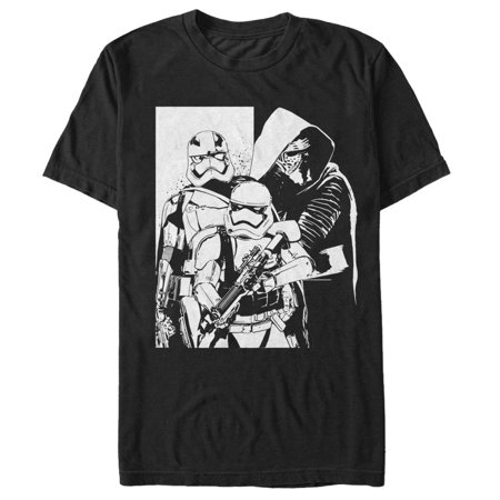 Star Wars The Force Awakens Men's First Order Three