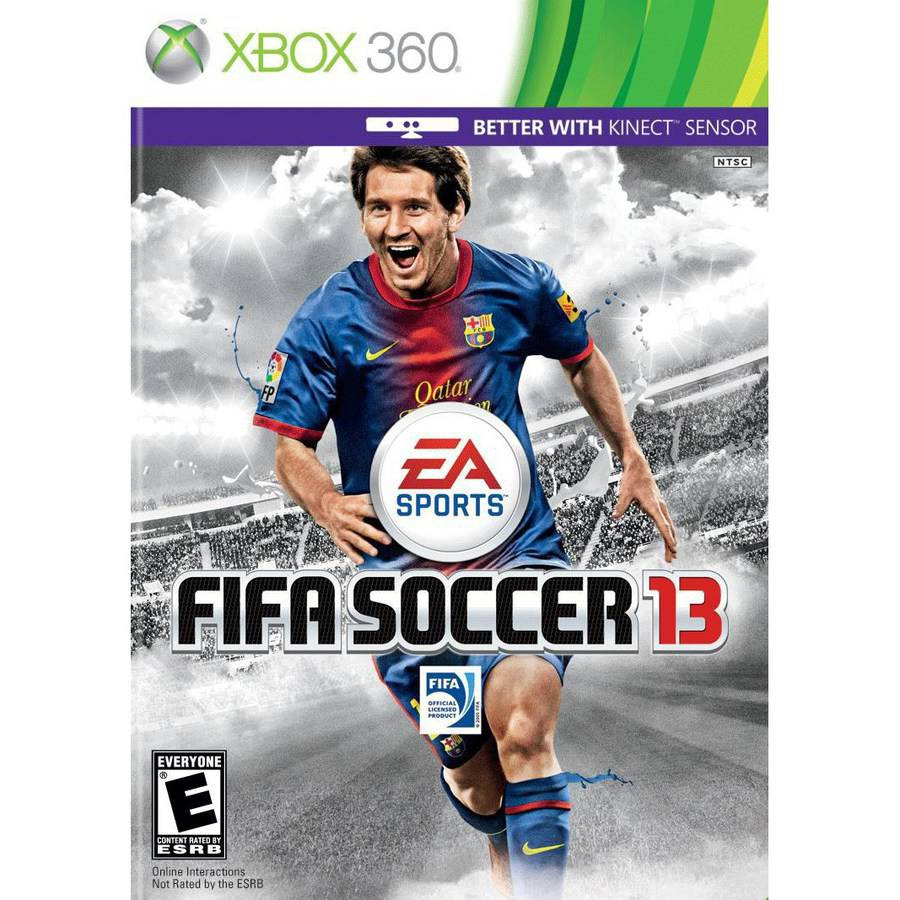FIFA Soccer 13 (Xbox 360) - Pre-Owned